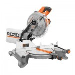 Ridgid 15-Amp 10 in. Compound Miter Saw